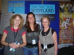 Showcase Scotland accueil